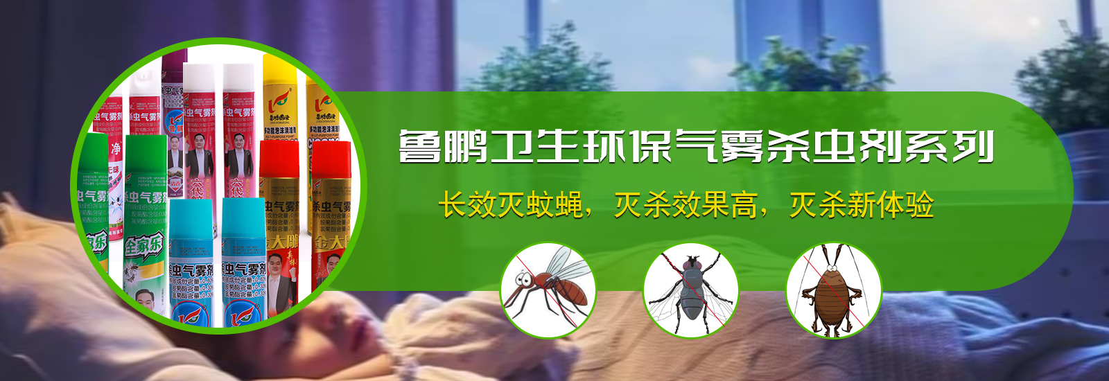家用殺蟲劑